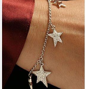 SWAROVSKI 🌟 Pavé Crystal Star Flicker Bracelet